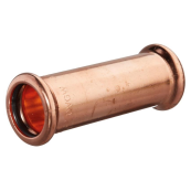 28MM M-PRESS SLIP COUPLING COPPER