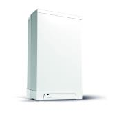 RAPID 25KW COMBI WITH SPACER & VERT FLUE (3 YEAR WARRANTY)
