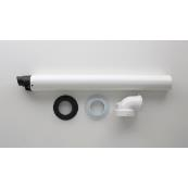 INTERGAS HORZ STRAIGHT 1MT FLUE KIT 082969