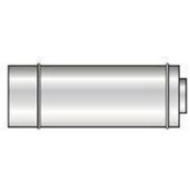 GRANT 90-200 675MM FLUE EXTENSION (low level)